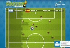 Игра Чемпионат футбола