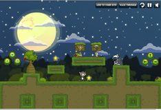 Игра Лунные лемуры