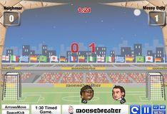 Игра Кубок мира: футбол головами