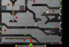 Игра Игра Огонь и Вода 4: в Хрустальном Храме