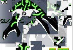 Игра Картун нетворк: Бен 10 - супер сила