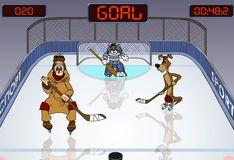 Игра Игра Хоккей в Простоквашено