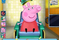 Игра Операции Свинки Пеппы