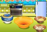 Играть бесплатно в Игра Кухня Сары сахарное печенье