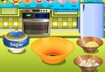 играйте в Игра Кухня Сары сахарное печенье