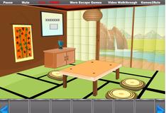 Игра Побег из традиционной японской комнаты