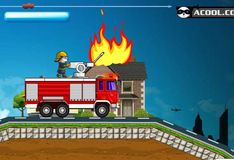 Игра Пожарник Том