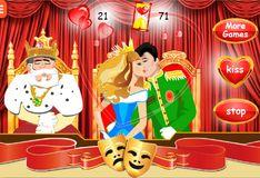 Игра Игра Поцелуи Принцессы