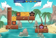 Игра Игра Морской бой: Bravebull Пираты