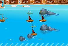 Игра Игра Морской бой: Страсть к путешествиям