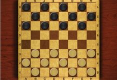 Игра Игра Мастерство в шашках