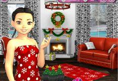 Игра Игра Эйви в Стиле Рождества
