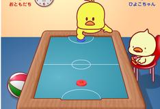Игра Настольный Хоккей с Цыпленком Цыпой