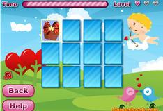 Карточная игра на День Святого Валентина