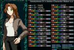 Игра Создай своего Аниме персонажа