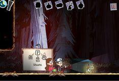 Игра Игра Гравити Фолс: Ночь испуга