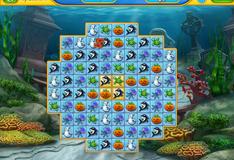 Игра Праздничный аквариум
