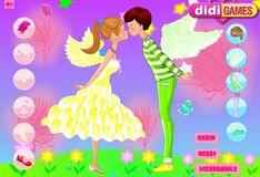 Игра Игра Ангельский поцелуй