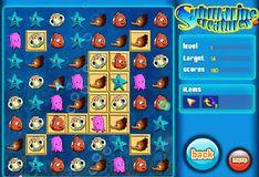 Игра Игра Подводные существа