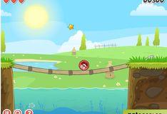 Игра Красный шар 4