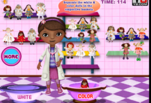 играйте в Доктор Плюшева стирает кукол
