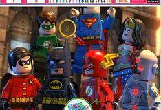 Игра Лего Кино - спрятанные числа