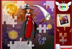 Игра Мозаика ведьмы
