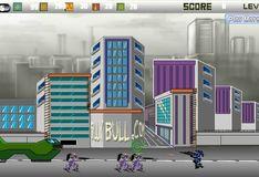 Игра Затерянный город будущего