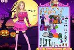 Игра Ночь в Хэллоуин Барби