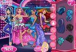 Игра Принцессы рокзвёзды