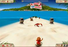 Игра Приключение бурундуков на острове