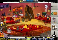 Игра Дух Хэллоуина