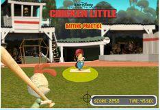 Игра Игра Цыпленок Бейсбол