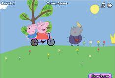 Игра Игра Свинка Пеппа