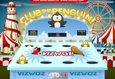 Игра Бей по пингвинам