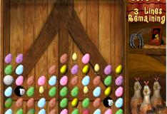 Игра Не дай лисе своровать яйца