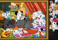 Игра Игра 101 далматинец: Развивающие пазлы