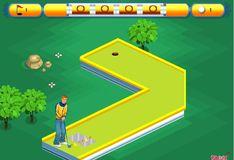 Игра Игра Мини гольф 99 лунок