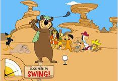 Игра Игра Сумасшедший гольф в каньоне