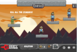 Солдаты против Зомби