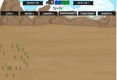 Вся армия атакует врага
