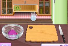 Игра Сара учит готовить эмпанадас
