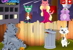 Игра Игра Поющие коты