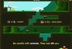 Игра Колобок: Обновленный уровень