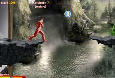 Игра Игра Бегущий человек: Спарта