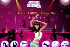 Игра Игра Танцы диско