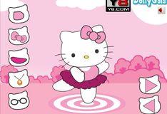 Игра Игра Танцы Привет Китти