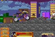 Игра Игра Бартман и зомби терминатор