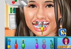 Игра Игра Эммануэль Шрики у стоматолога