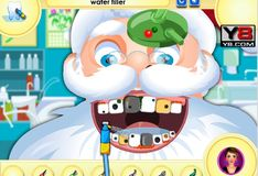 Игра Игра Санта Клаус у Дантиста
